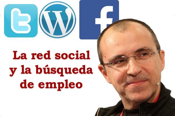 Alfonso Alcántara, la red social